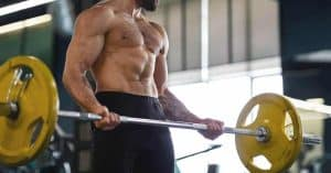 keto entrenamiento muscular