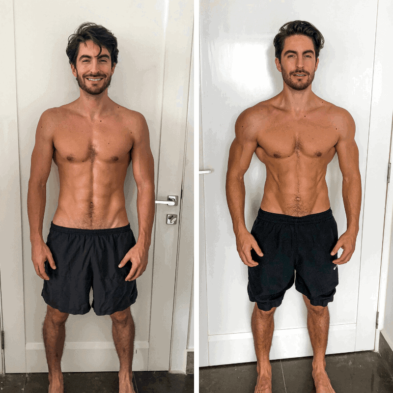 aumentar masa muscular keto