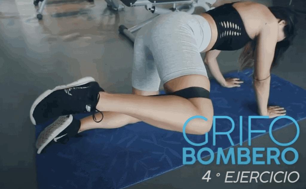 ejercicio gluteos parte externa