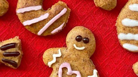 receta keto galletas navideñas
