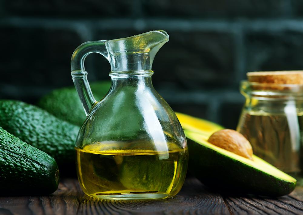 aceite de aguacate saludable