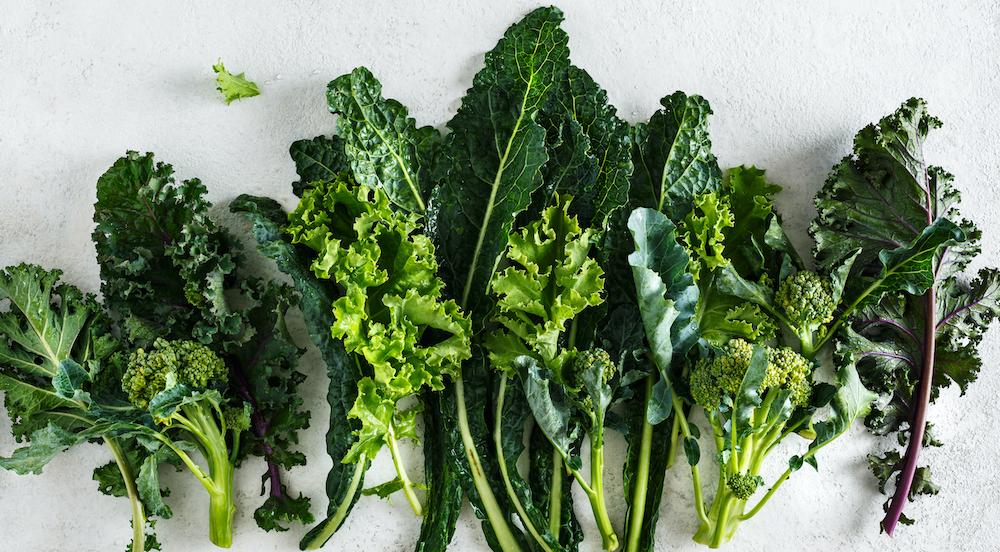 alimentos veganos altos en calcio