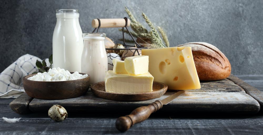 lacteos dieta keto vegetariana